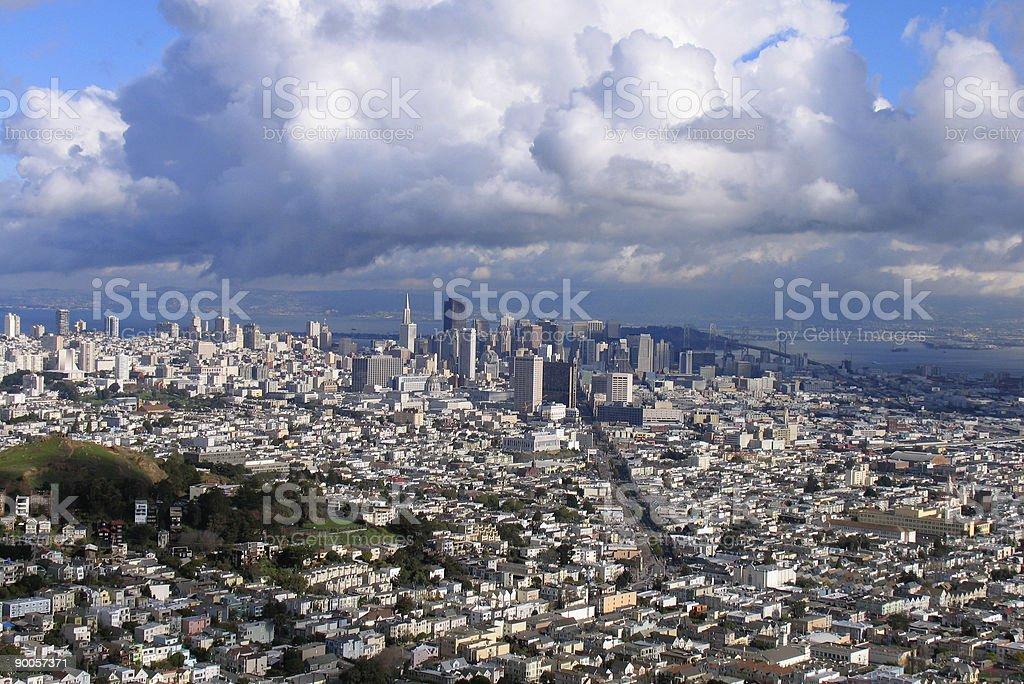 San Francisco Skyline – Foto