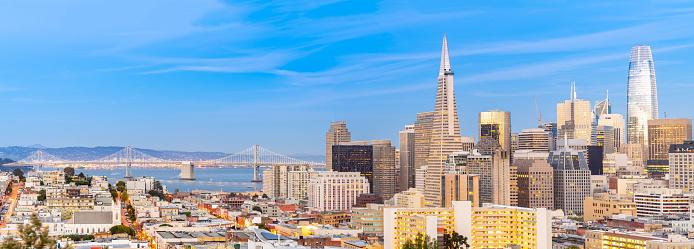 istock San Francisco downtown skyline 958358018