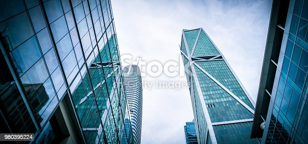 istock San Francisco Financial District downtown business towers rising into future 980395224