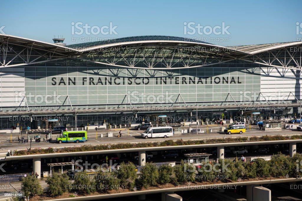 Flughafen San Francisco Ankünfte