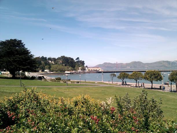 San Francisco Maritime National Historical Park stock photo