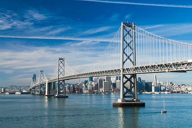 San Francisco Panorama stock photo
