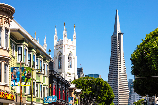 San Francisco Stock Photo - Download Image Now