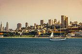 San Francisco Bay Area, California, USA.