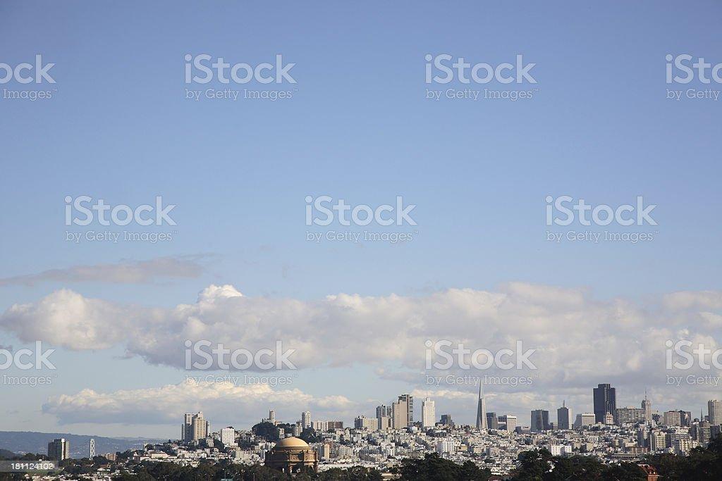 San Francisco royalty-free stock photo