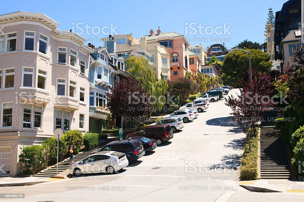 San Francisco - foto stock
