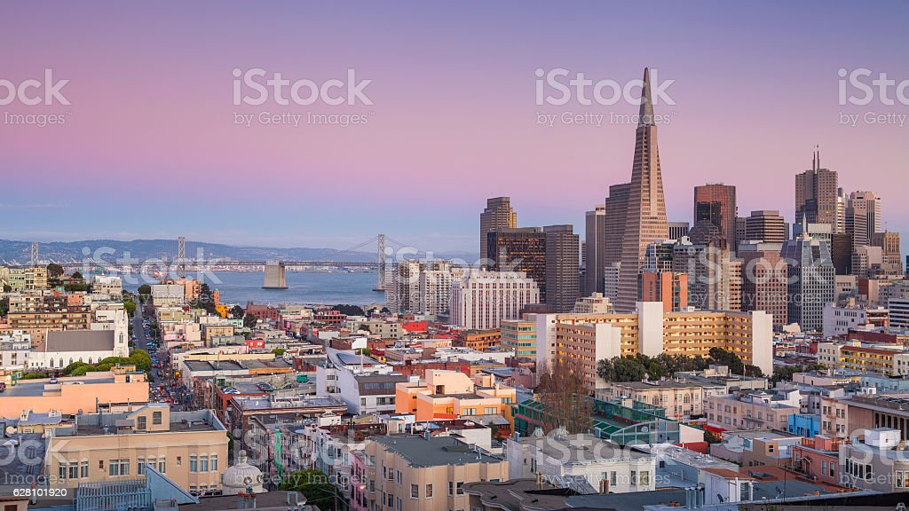 San Francisco. stock photo