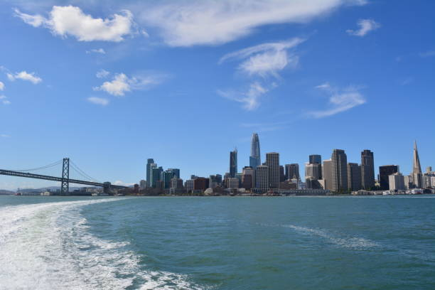 San Francisco San Francisco skyline san francisco bay stock pictures, royalty-free photos & images