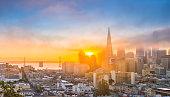 San Francisco - California, City, Famous Place, Building Exterior, California