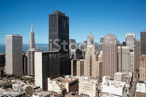 San Francisco Skyline, Financial District