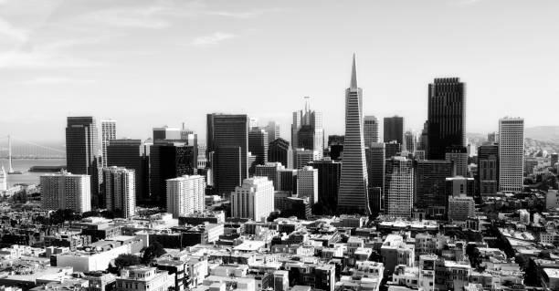 Skyline von San Francisco – Foto