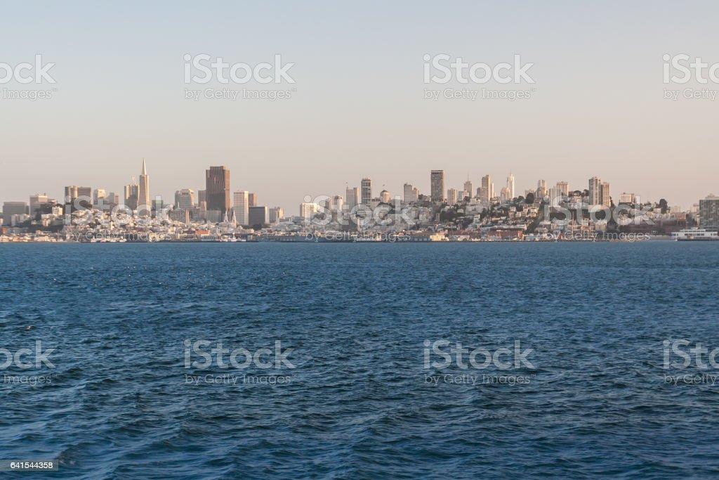 San Francisco stadsgezicht foto