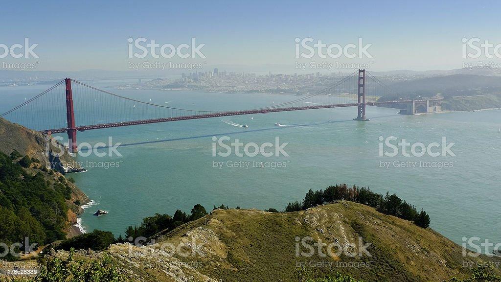 San Francisco South Bay royalty-free stock photo