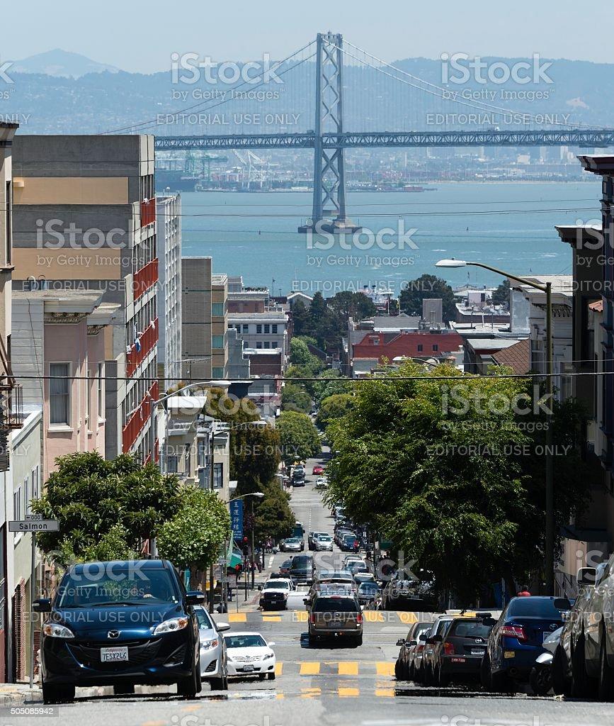 Qual è la scena di appuntamenti come a San Francisco