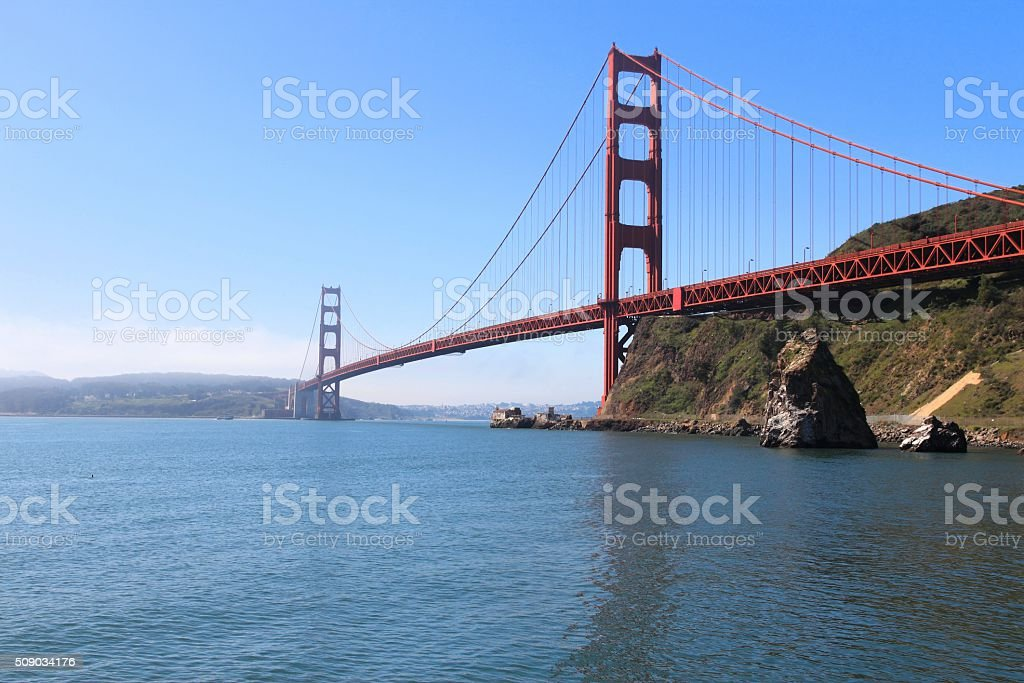 San Francisco symbol stock photo