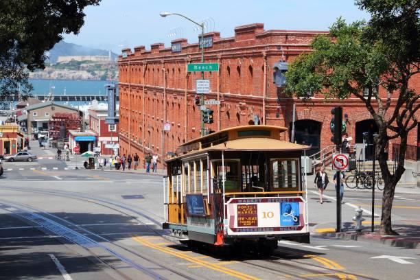 Straßenbahn San Francisco – Foto
