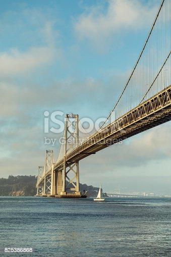 istock San Francisco-Oakland Bay Bridge, California 825386868