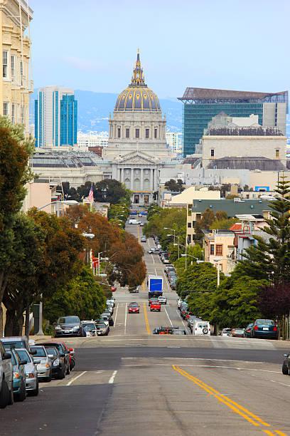 San Franciso City Hall stock photo