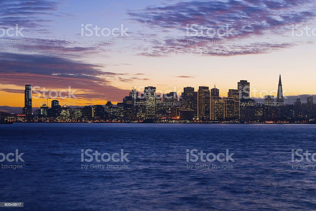 San Franciso royalty-free stock photo