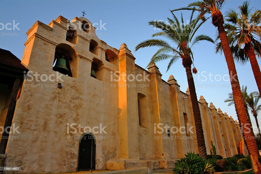 Mission San Gabriel - Photo