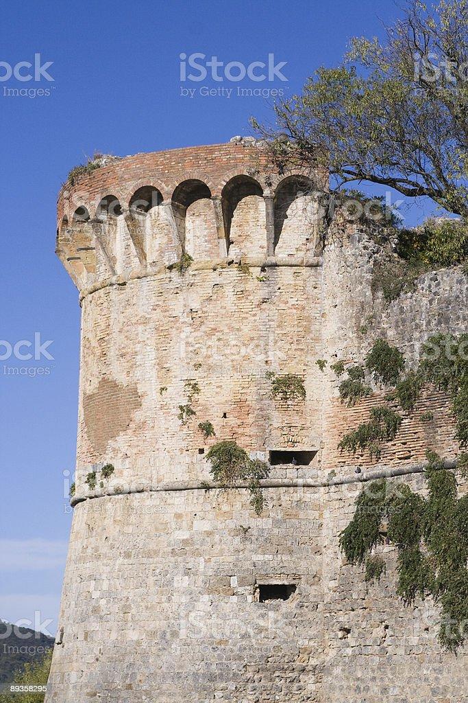 San Gimignano foto stock royalty-free
