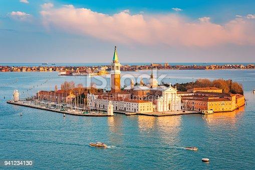 istock San Giorgio Maggiore island, Venice 941234130