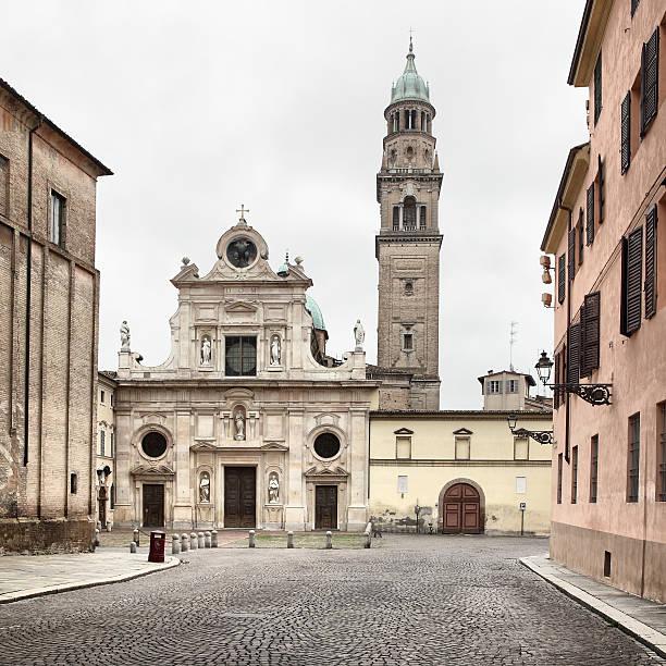San Giovanni in Parma stock photo