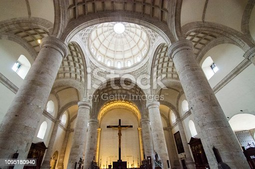 Catedral de Mérida or Catedral de San Ildefonso has an amazing architecture design. It's one of the oldest church in Mexico