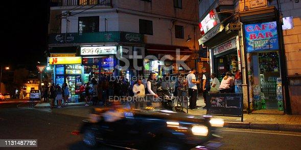 istock San Ġiljan Nightlife 1131487792