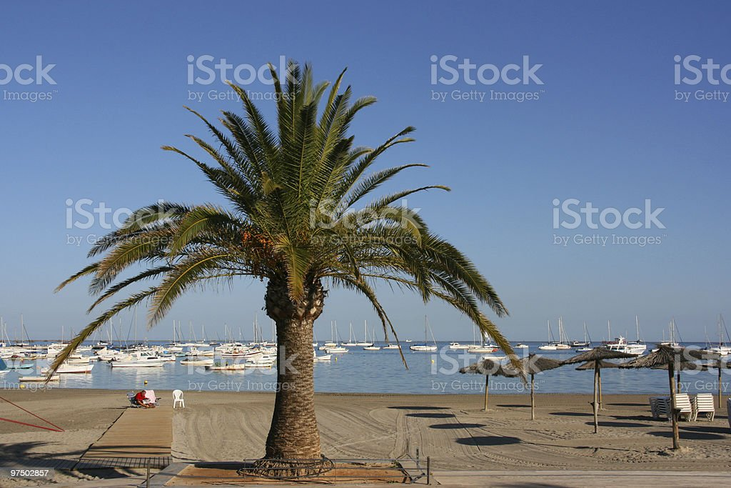 San Javier royalty-free stock photo
