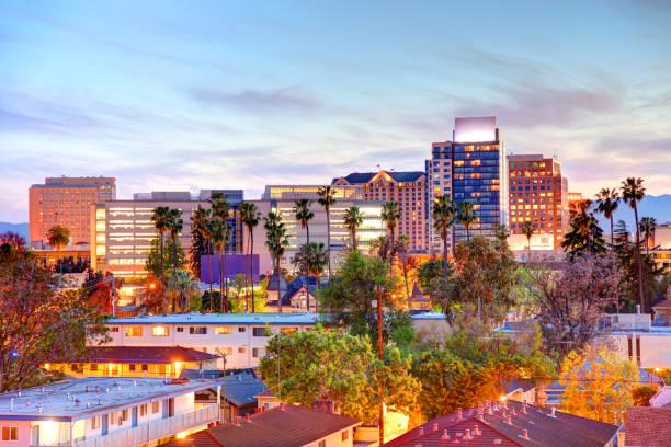 San Jose, California stock photo
