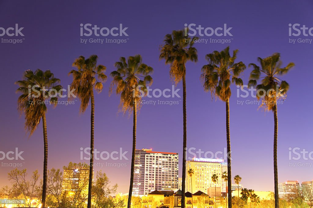 San Jose California stock photo