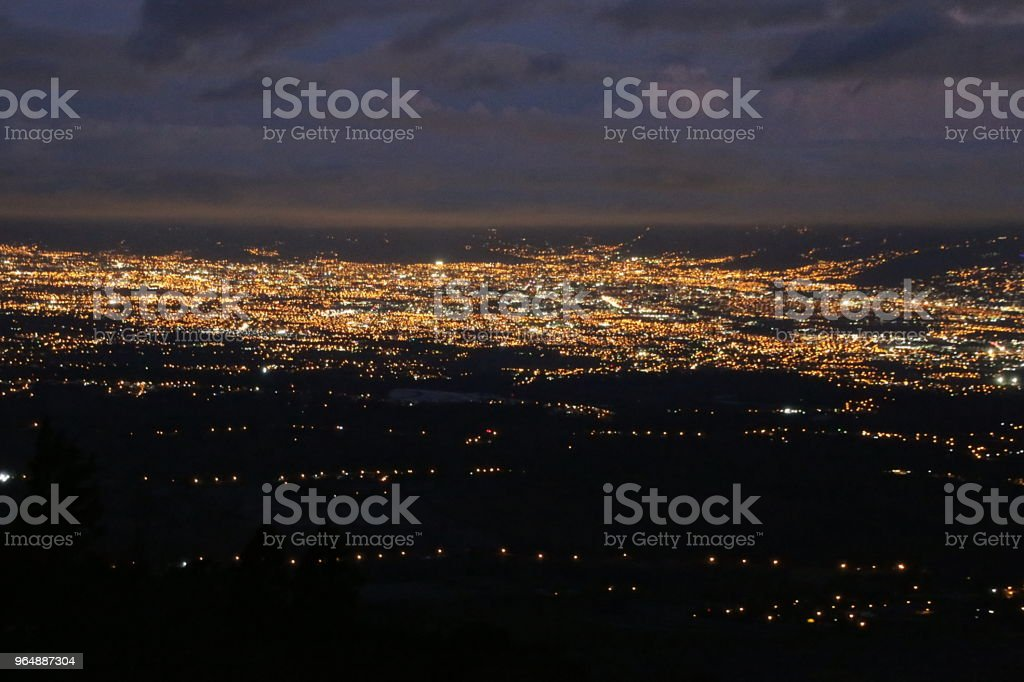 San Jose Costa Rica royalty-free stock photo
