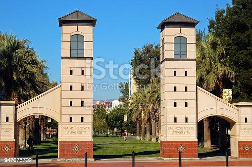 istock San Jose State University 947075702