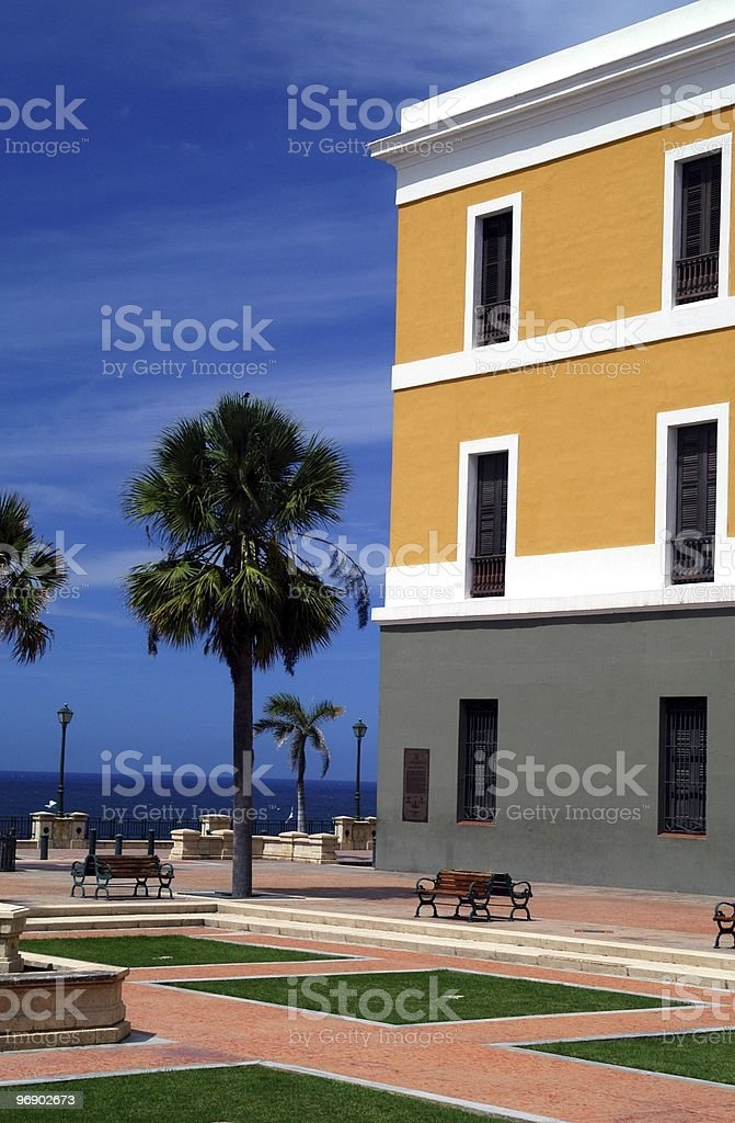 San Juan Beauty royalty-free stock photo
