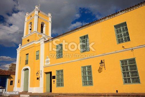 San Juan de Dios Church, Camagüey, Cuba