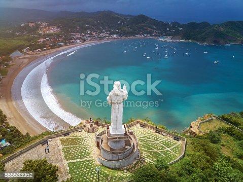 istock San Juan Del sur bay 885533952