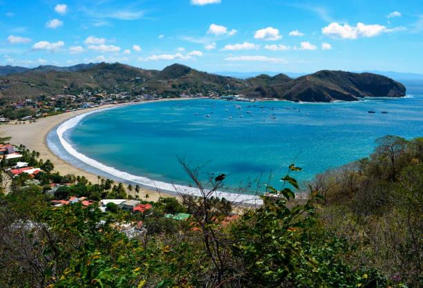 san juan del sur, nicaragua - nicaragua stock-fotos und bilder