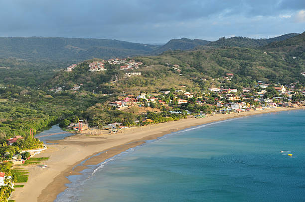 San Juan Del Sur stock photo