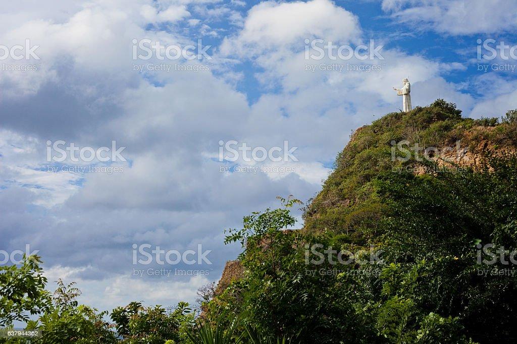 San Juan del Sur stock photo
