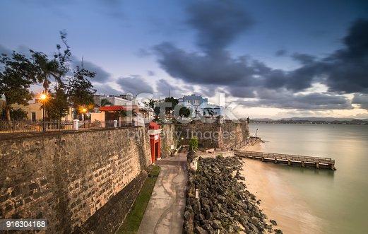 istock San Juan Puerto Rico Coast 916304168