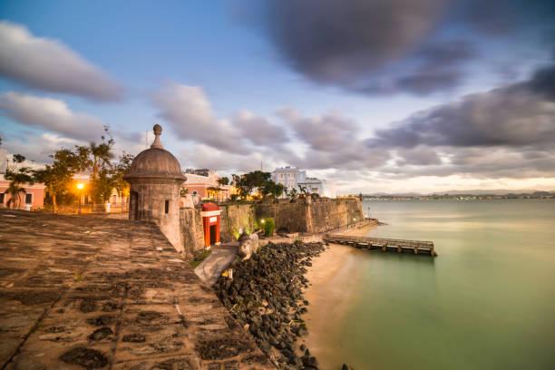 San Juan, Puerto Rico – Foto