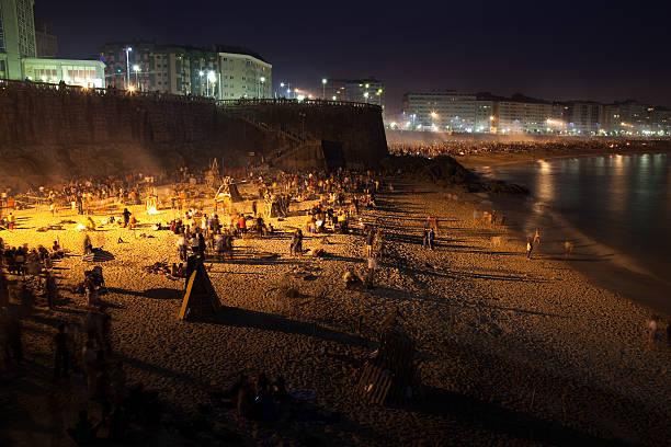 San Juan's night