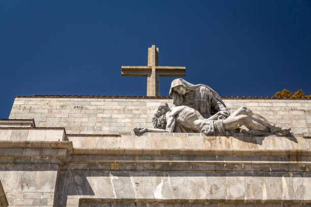 San Lorenzo de El Escorial, Madrid, Spanien – Foto