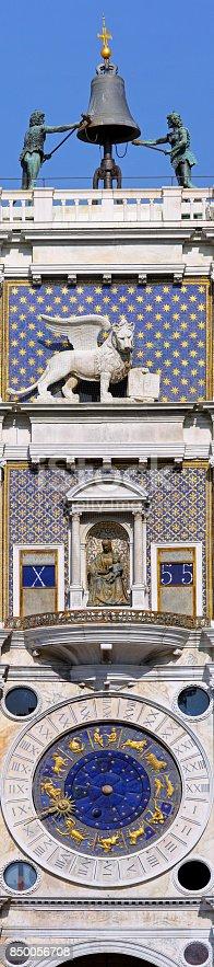 istock San Marco clock tower 850056708