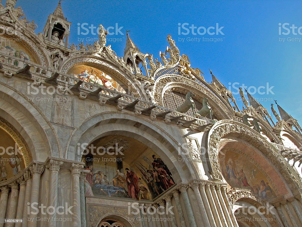 San Marco - Venice royalty-free stock photo