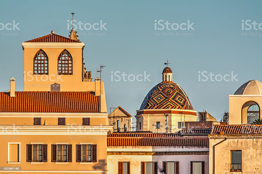 Cupola di San Michele - foto stock