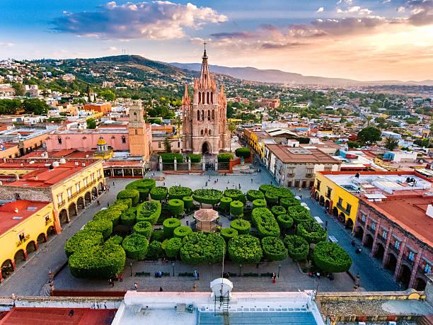 San Miguel de Allende Mexiko – Foto
