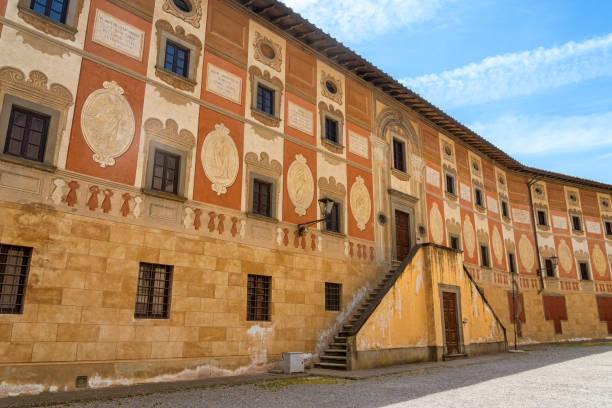 San Miniato, Toscana: seminário Episcopal - foto de acervo