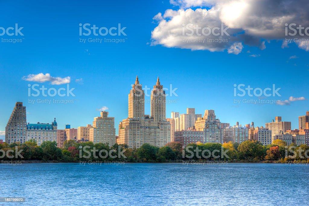 San Remo apartment building, New York City royalty-free stock photo
